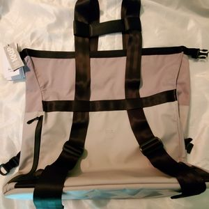 Herschel Supply Co.rolltop backpack/tote bag.